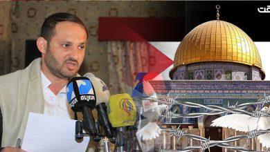"""صورة """"فضل أبو طالب"""" القيادي في حركة """"أنصار الله"""" لـ""""الوقت"""": يوم القدس العالمي سيبقى حياً في قلوب الأمة"""