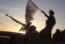 صورة الحشد هو السند والظهير المخلص للجيش