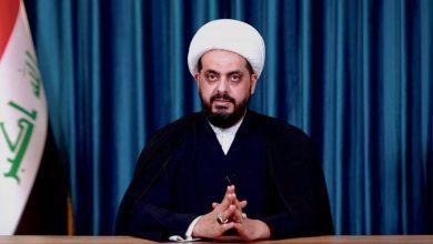 صورة أبرز ما تحدث به سماحة الشيخ الخزعلي خلال كلمته في الذكرى 22 لإستشهاد السيد الصدر..
