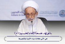صورة فلاش [شواهد عصمة الإمام الحسين (عليه السلام )]