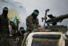صورة سرايا القدس وكتائب القسام تدكان مواقع عسكرية للعدو بالصواريخ والمدفعية