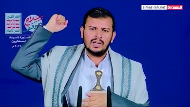 صورة كلمة السيد عبدالملك بدرالدين الحوثي بمناسبة الذكرى السنوية للصرخة في وجه المستكبرين 1442هـ 03-06-2021