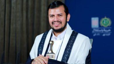 صورة كلمة السيد عبدالملك بدر الدين الحوثي بمناسبة الذكرى السابعة لثورة 21سبتمبر 1443-2021